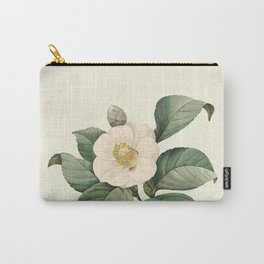 Vintag flower patter1 Carry-All Pouch