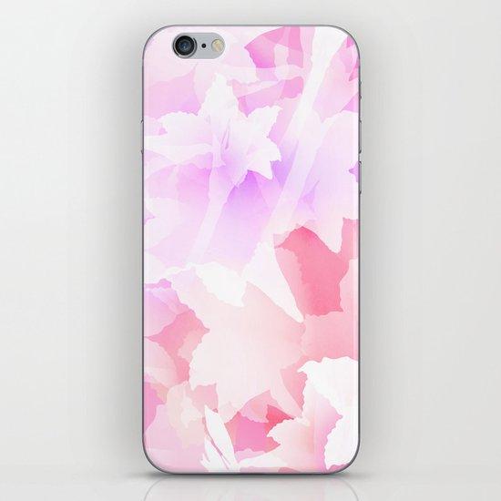 Sweet flowers iPhone & iPod Skin