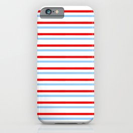 Mariniere and flag - Netherland iPhone Case