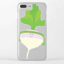 I have a cunning plan Clear iPhone Case