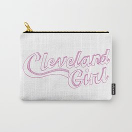 Cleveland Girl Carry-All Pouch