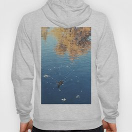 Duck on a Pond Hoody