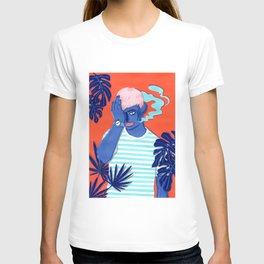MEET ME AT THE POOL 1 T-shirt