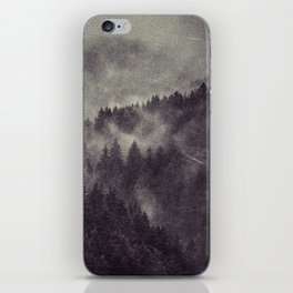 Excuse me, I'm lost iPhone Skin