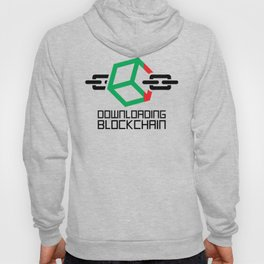 Downloading Blockchain Hoody