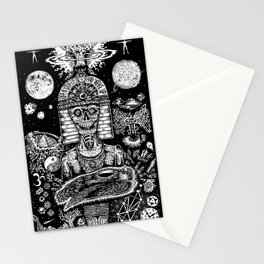 Awakening in Union Stationery Cards