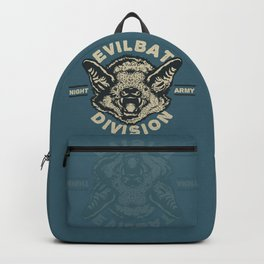 Evil Bat Division Backpack