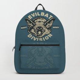 Evil Bat Division Backpack