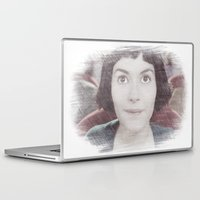 amelie Laptop & iPad Skins featuring Amelie by EclipseLio
