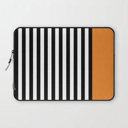 Liquorice allsorts, orange Laptop Sleeve