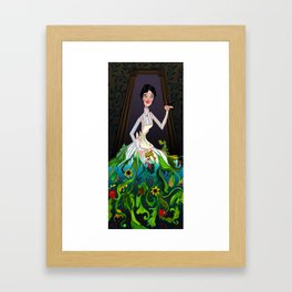 Scary Mary Framed Art Print