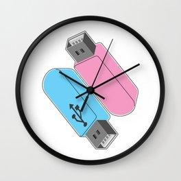 Universal Bus #69 Wall Clock