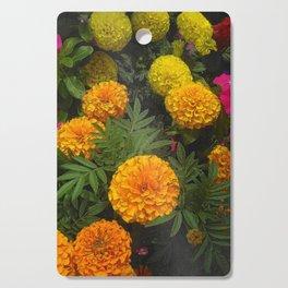 Marigold Garden Cutting Board