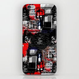 Adult Video Of The Damned! iPhone Skin