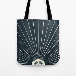 Good Morning Son - Panda Tote Bag