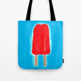Ice Pops and Pool Time Tote Bag