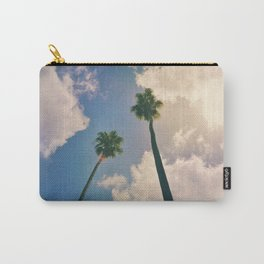 Sink Hole Palm Trees Carry-All Pouch