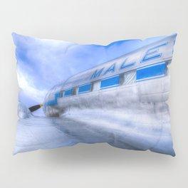Malev Lisunov Li-2 Aircraft Pillow Sham