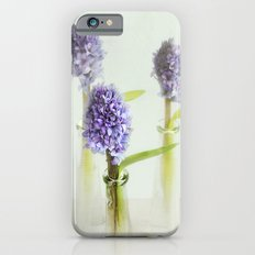 blue Hyacinthus iPhone 6s Slim Case
