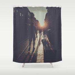 City light photography #city #photo Shower Curtain