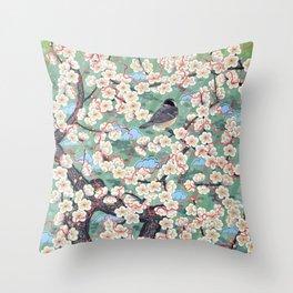 critically endangered 3.0 Throw Pillow