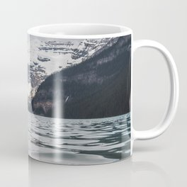 Lake Louise Mountain View Coffee Mug