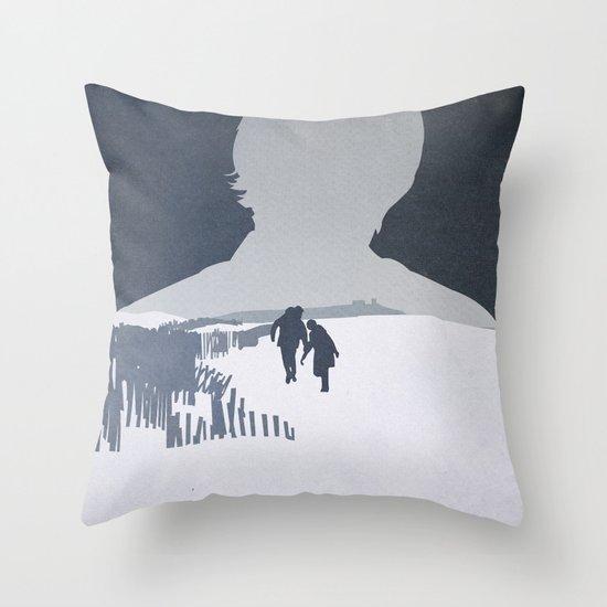 Eternal Sunshine Throw Pillow