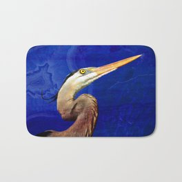 Heron 2 Bath Mat