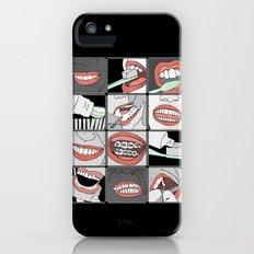 Dentistry vertical Slim Case iPhone (5, 5s)