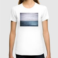 plain T-shirts featuring Plain Sailing by V. Sanderson / Chickens in the Trees