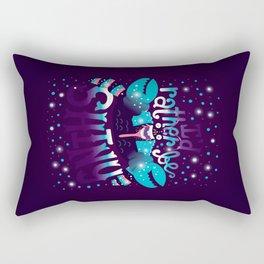 Shiny v2 Rectangular Pillow