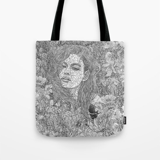 Leave it all Tote Bag