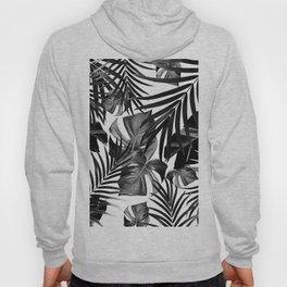 Tropical Jungle Leaves Pattern #10 #tropical #decor #art #society6 Hoody