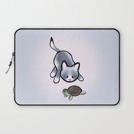 Best Friends: Stewie and Obi Laptop Sleeve