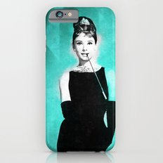 Audrey Hepburn in a Tiffany collection iPhone 6s Slim Case