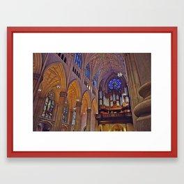 sanctity Framed Art Print