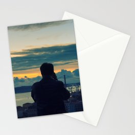 Photographing Lisbon Stationery Cards