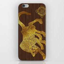 Ilvermorny Wampus iPhone Skin