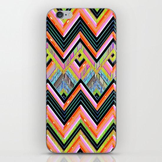 Infatuation Chevron iPhone & iPod Skin