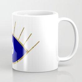 I See You Evil Eye Coffee Mug