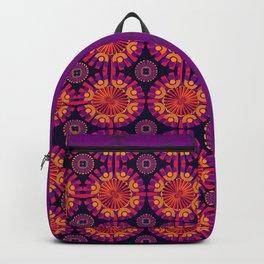 FerrisWheel Purple Backpack