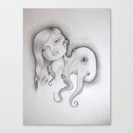 popgirl Canvas Print