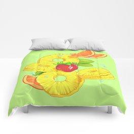 Sliced Comforters