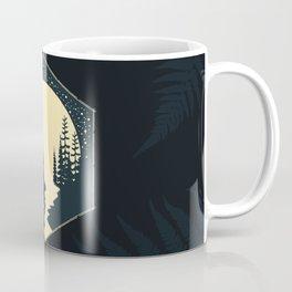 Moon Fox Coffee Mug