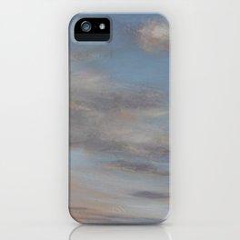 Portland Skies 3 iPhone Case