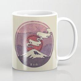 Fuji Coffee Mug