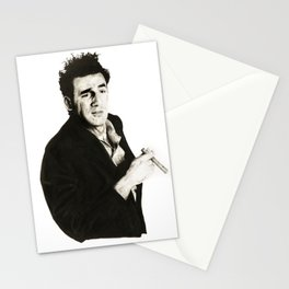 Cosmo Kramer Stationery Cards