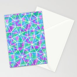 Octagonal Stationery Cards