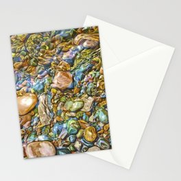 Baptism River Rocks Stationery Cards