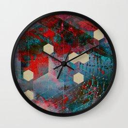 Peter Parker Wall Clock